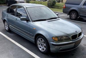 2004 BMW 325i Sedan Manual Transmission 84K Original Miles for Sale in Hillsboro Beach, FL