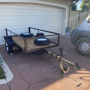 8x4 Trailer for Sale in Hollywood, FL