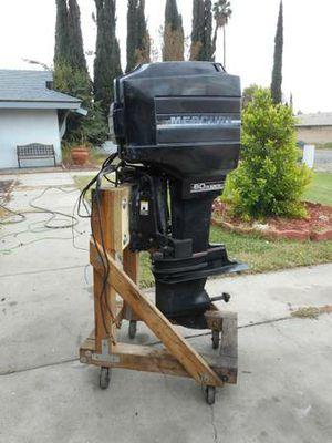Mercury 80hp outboard boat motor for Sale in Rialto, CA