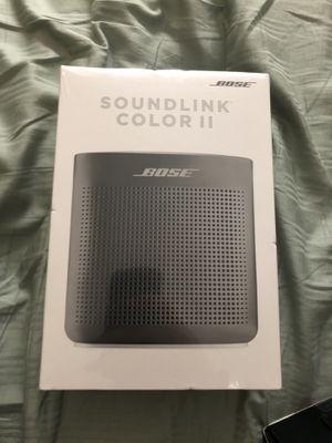 Bose Soundlink color 2 for Sale in Salt Lake City, UT