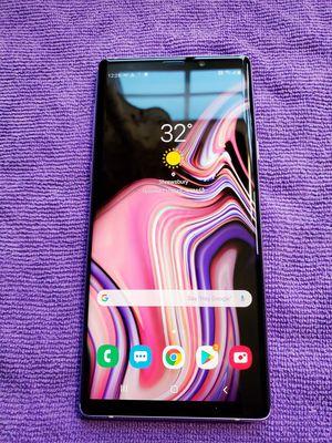 Galaxy Note 9, 128GB, Carrier Unlocked for Sale in Shrewsbury, MA