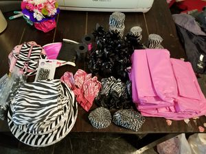 Zebra Party Supplies for Sale in Statesville, NC