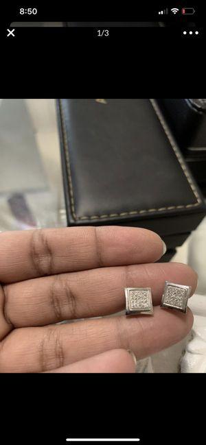 Diamond Earrings for Sale in Corona, CA