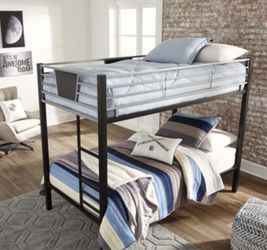 Like New Ashley Twin Bunk Beds- I Paid $325 For It for Sale in Costa Mesa,  CA