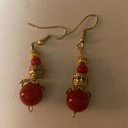 Red Wire Earrings for Sale in Bakersfield,  CA