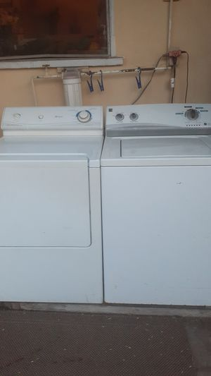 Kenwood washer & Maytag dryer for Sale in Chula Vista, CA