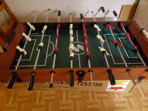 Air hockey and fooze ball table. Great condition! for Sale in PA, US