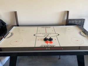 Air Hockey Table, full size for Sale in North Las Vegas, NV
