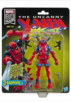 Marvel Legends Deadpool Collectible Action Figure for Sale in Chicago, IL