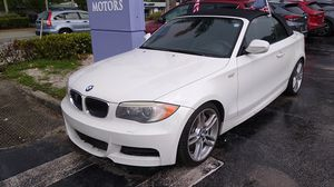 2013 BMW 135i convertible Guaranteed Approval for Sale in Fort Lauderdale, FL
