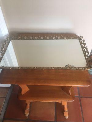 Vintage Vanity Tray for Sale in Pembroke Pines, FL