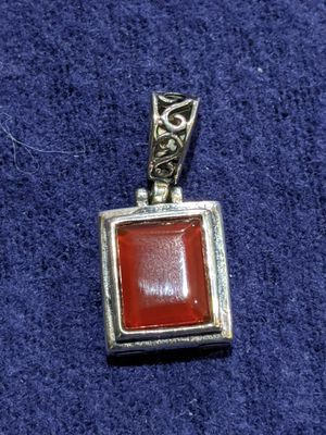 SS Carnelian stone necklace for Sale in King City, OR