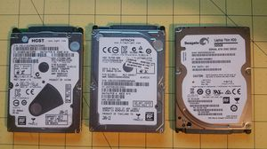 """500 gb 2.5"""" Hard drives for Sale in Reno, NV"""