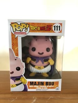 Majin Buu Funko POP: 111 for Sale in Mill Creek,  WA