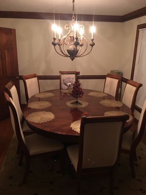 Ralph Lauren 14 piece dining room table set for Sale in Raleigh, NC