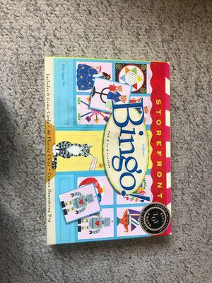 Bingo Board Game for Sale in Fullerton, CA
