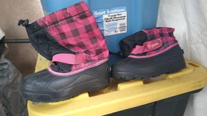 Kids snow boots size 13 for Sale in Artesia, CA