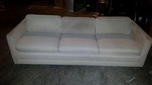 Retro 50's Style Sofa for Sale in Mount Hope, KS