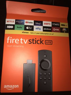 Unlocked FireStick! Throw away your cable bill! for Sale in NEW CARROLLTN,  MD