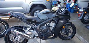 2016cbr 650f for Sale in Norwalk, CA