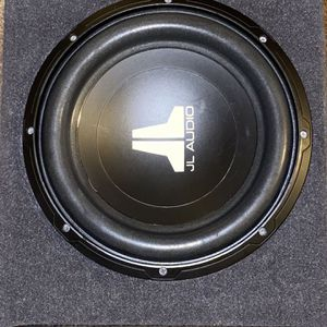 """Auto Sound System Bundle (12"""" Subwoofer with Sub Box & 2-Channel Car Amplifier) See Further Details Below for Sale in Chula Vista, CA"""