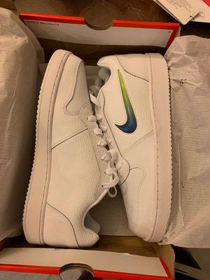 Nike Ebernon Low prem size 10.5 men's for Sale in Ontario, CA