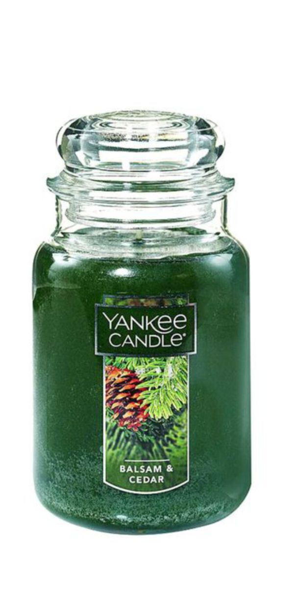 New!! Best deal...Yankee candle Large jar 22oz! Only for $18