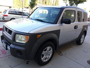 2004 Honda Element EX 4WD for Sale in Bellflower, CA