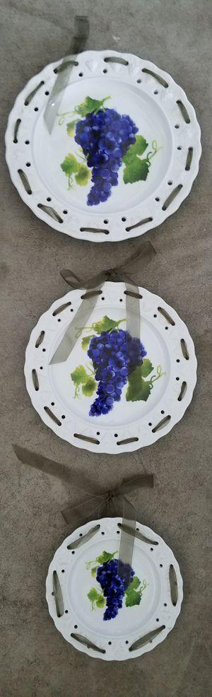 Grape plates for Sale in Salt Lake City, UT