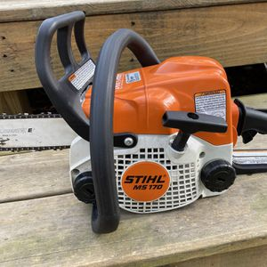 Stihl MS170 Chainsaw for Sale in Virginia Beach, VA