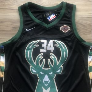 BRAND NEW! 🔥 Giannis Antetokounmpo #34 Milwaukee Bucks Jersey + SHIPS OUT NOW! 📦💨 for Sale in Milwaukee, WI