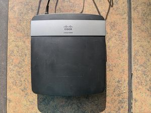 Cisco Linksys router for Sale in Beaverton, OR