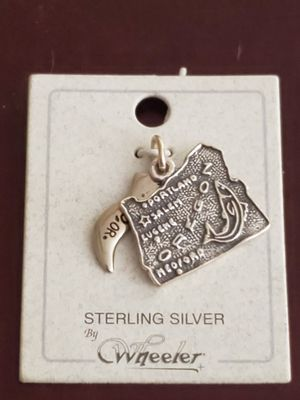 Sterling silver Portland Oregon Charms. for Sale in Peoria, AZ