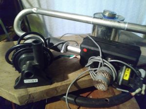 Hot tub heater and pump for Sale in Everett, WA