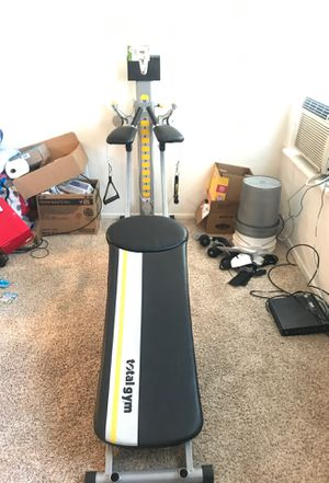 2018 Chuck Norris Total Gym FIT for Sale in Pittsburgh, PA