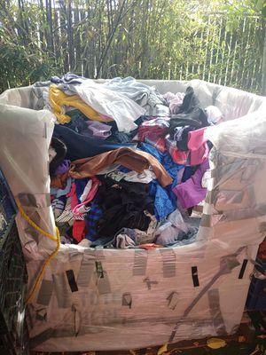 Kids clothes $40 a box for Sale in Stockton, CA