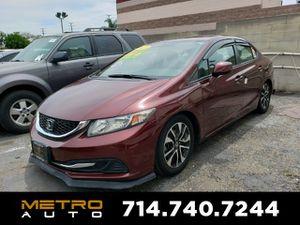 2013 Honda Civic Sdn for Sale in La Habra, CA