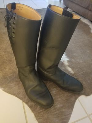 Mens Equestrian Custom made riding boots for Sale in Palmetto Bay, FL