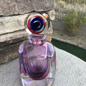 Pink and purple perfume bottle for Sale in Scottsdale, AZ