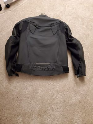 Alpinestars leather jacket for Sale in Shorewood, IL
