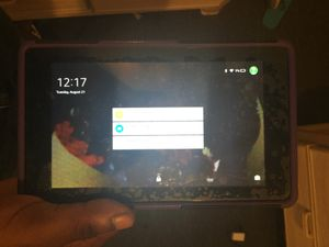 Amazon fire tablet for Sale in Arbutus, MD
