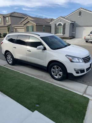 2014 Chevy Traverse Sport Utility LT FWD for Sale in Clovis, CA