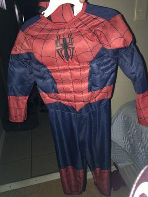 Spider-Man costume for Sale in Wahneta, FL