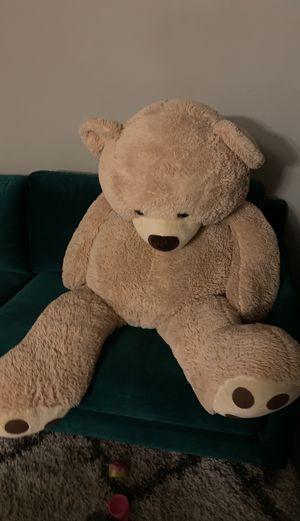 Xl stuffed teddy bear for Sale in Concord, CA