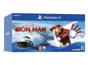 Brand New Playstation Iron Man VR Set for Sale in Los Angeles, CA