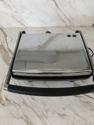 KRUPS brand panini grill for Sale in Mission Viejo, CA