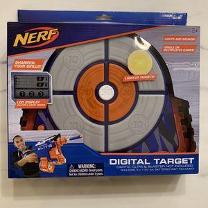 Nerf Gun Digital Target - New In Box for Sale in Redondo Beach, CA