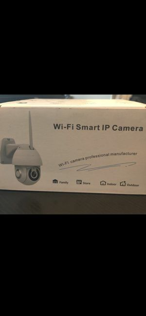 Smart Security Camera for Sale in Pomona, CA
