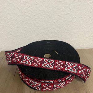 Large Roll of Embroidery Trim for Sale in Bellevue, WA