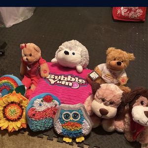 Teddy Bears,pillow, Plushes Etc for Sale in Philadelphia, PA